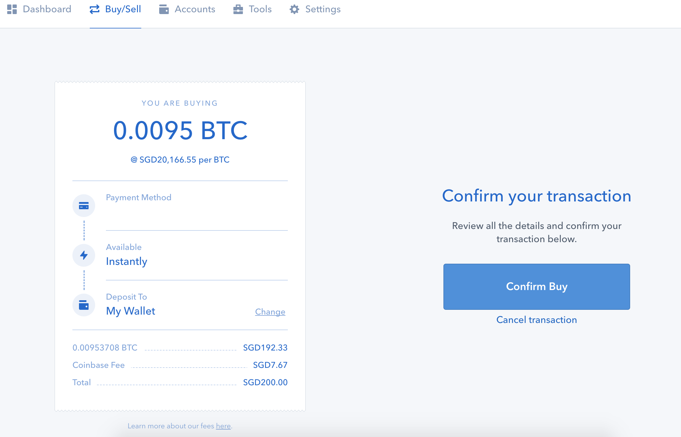 Coinbase Credit Card