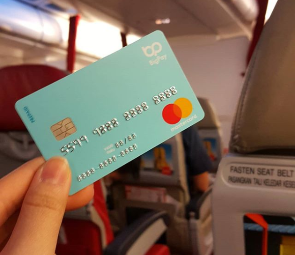 What You Need To Know About AirAsia's BigPay E-Wallet And Card