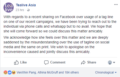 Tealive Did Corporate Apologies Wrong So Heres How To Do It Right