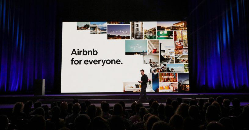 Airbnb launches tiers and a loyalty programme