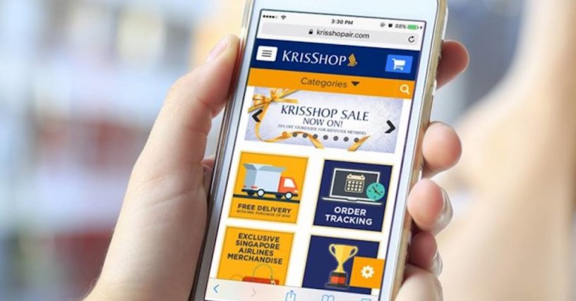 Singapore Airlines' Krisflyer launches blockchain-based digital wallet