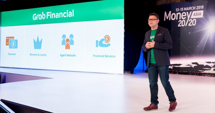 Grab offering loans, insurance with new fintech platform