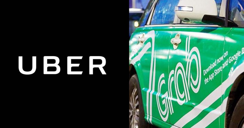 Uber sells south-east operations to Grab