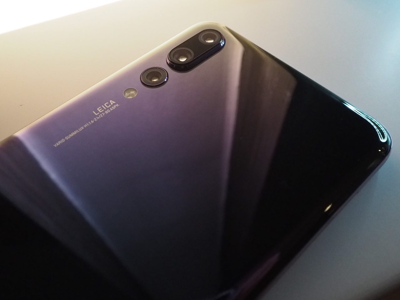 Huaweis Latest P20 Phone Series Will Turn You Into A Pro