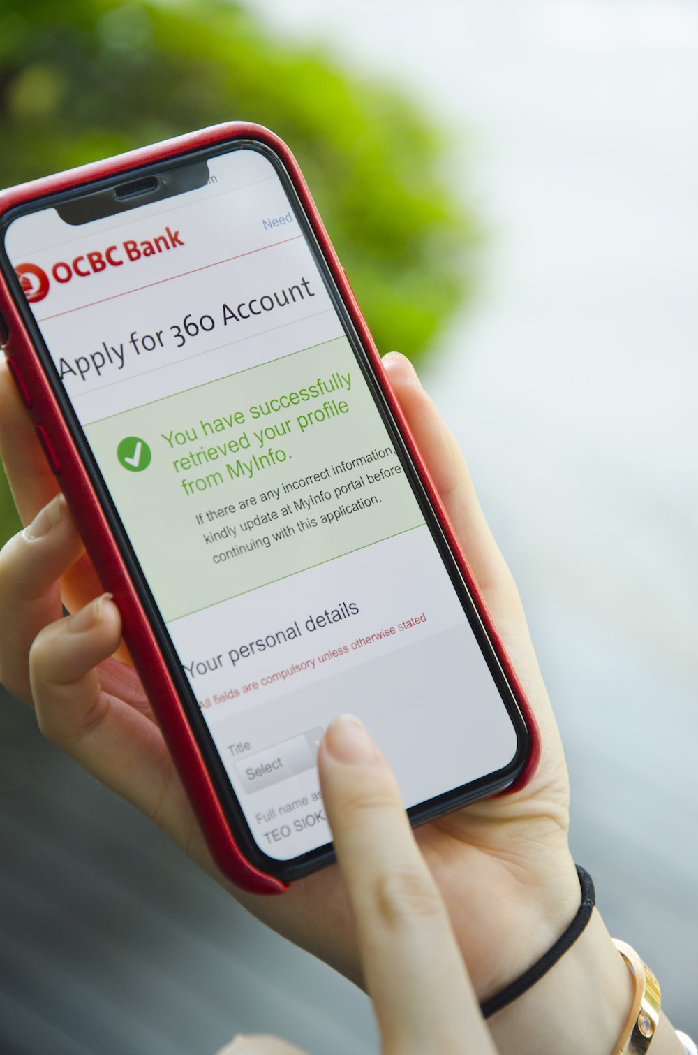 Ocbc Now Lets You Open A New Bank Account Online In 5 Minutes