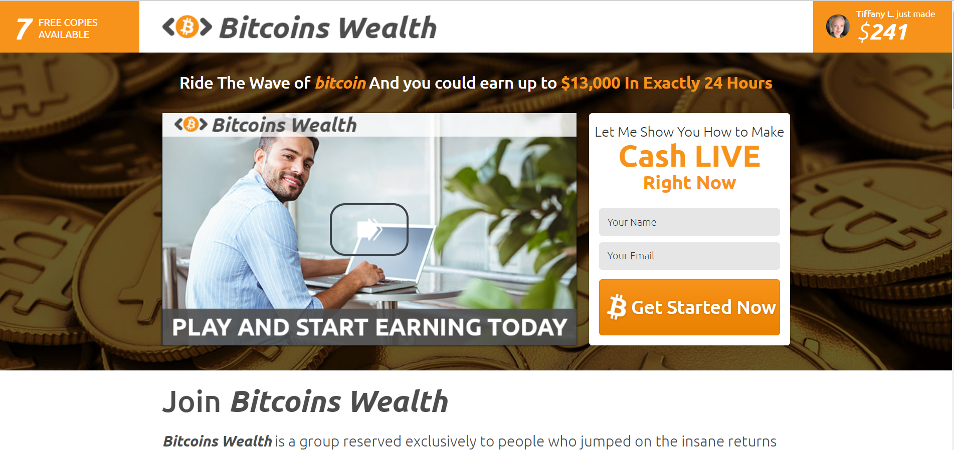 This Bitcoin Scam Is Disguised As Malaysian Websites