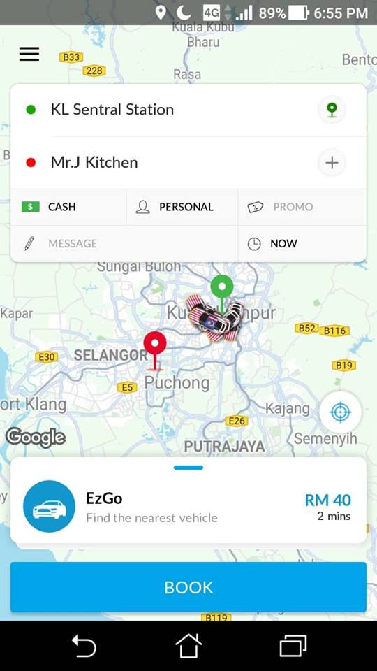 Want To Get The Cheapest E-Hailing Ride In Malaysia? Here's