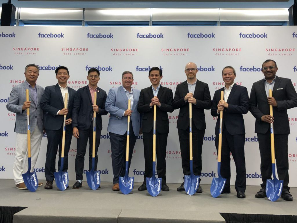 facebook data centre singapore