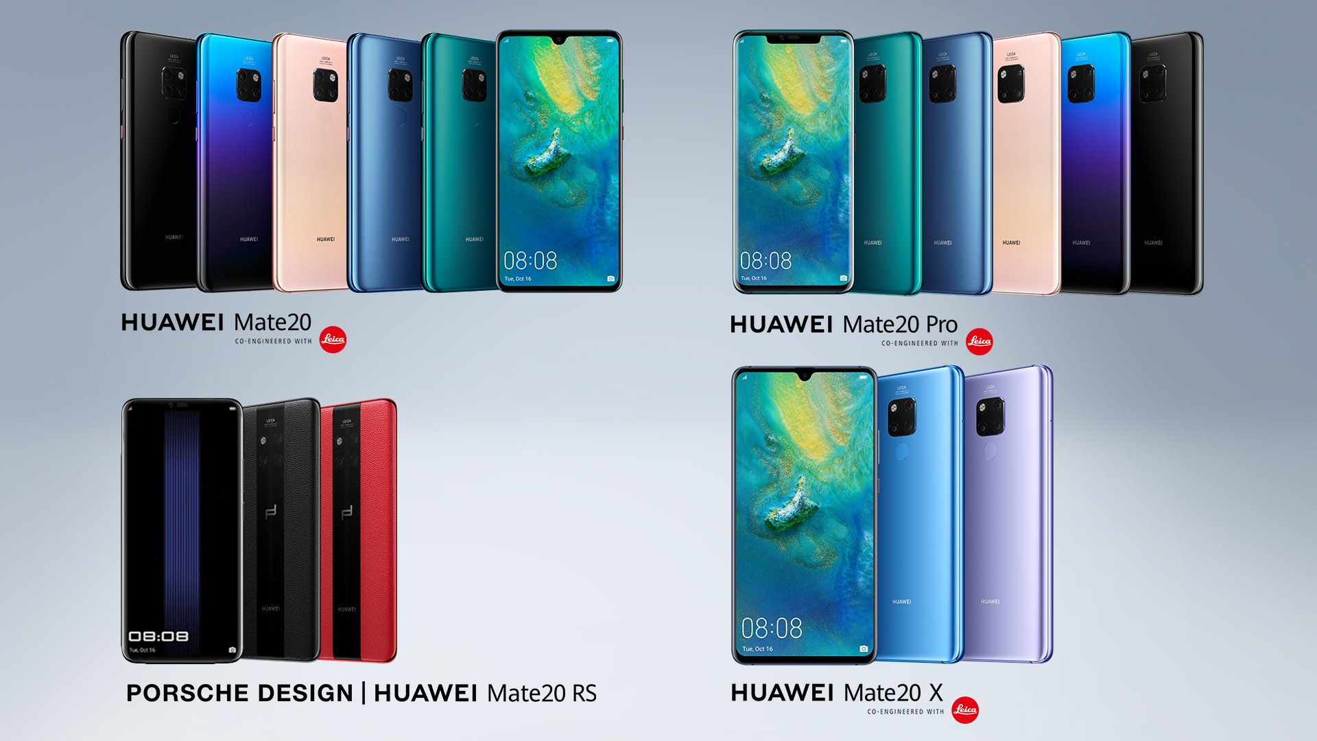 Here's Why You Should Get Huawei's New Flagship Mate 20 Series