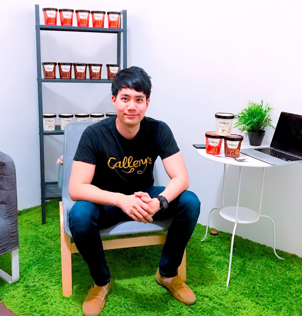 Hegg Foods' CEO Ow Yau Png
