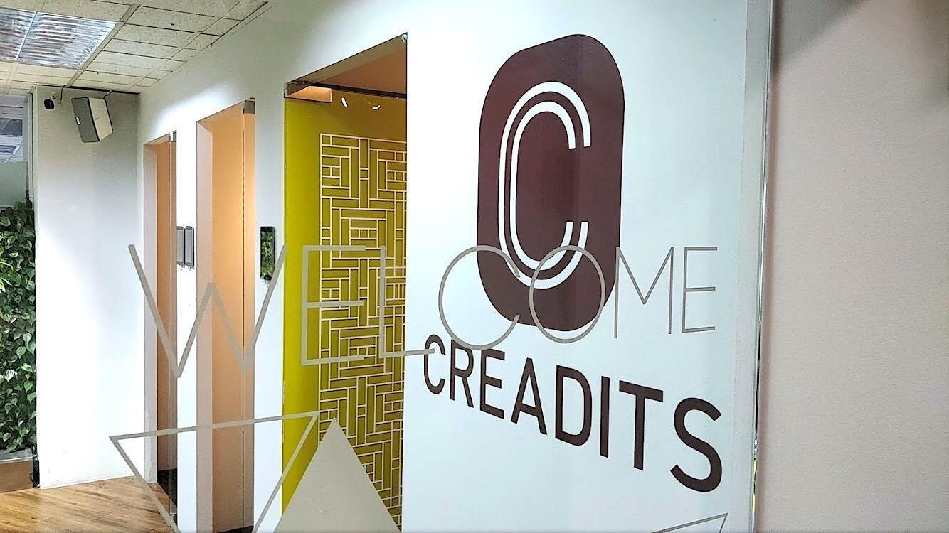 creadits singapore office