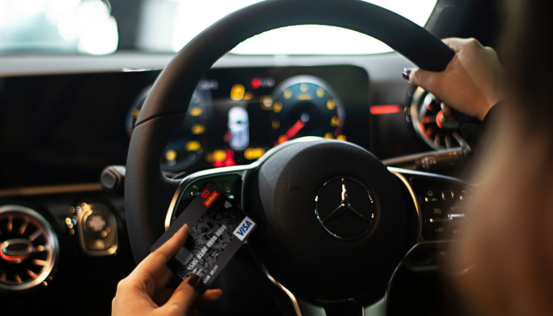 How Your AmBank Credit Card Can Win You A New Mercedes-Benz Car