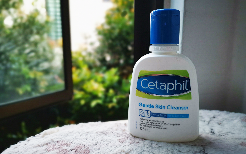 Review Results After Using Cetaphil Gentle Skin Cleanser For A Month