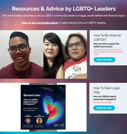 lgbt support singapore