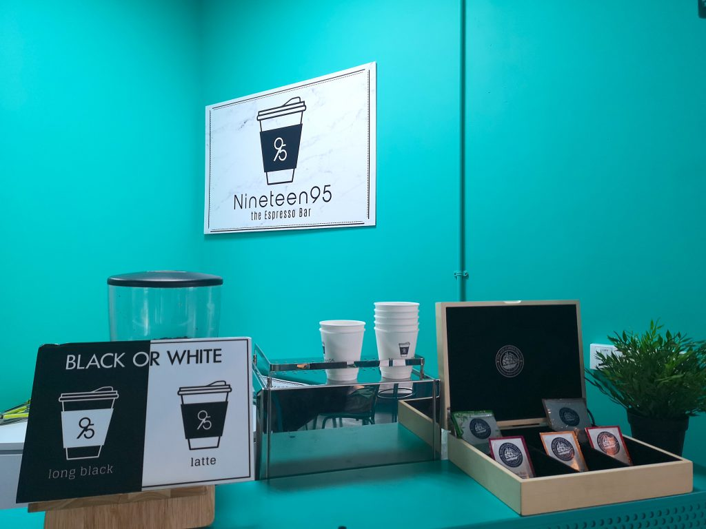 mobile coffee singapore events