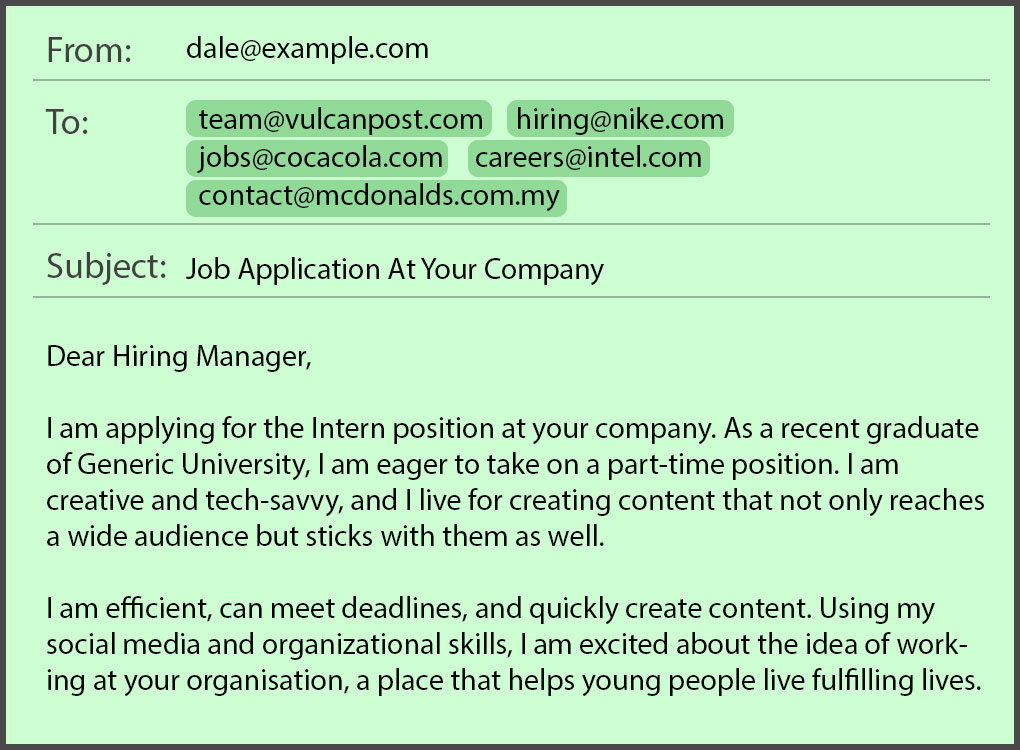 common job application mistakes in emails  u0026 resumes by job