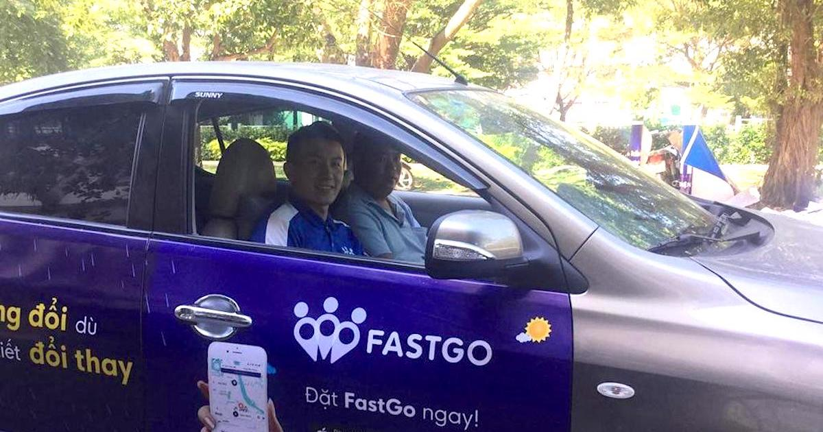 Vietnamese Ride-Hailing Firm FastGo To Launch In S'pore In April