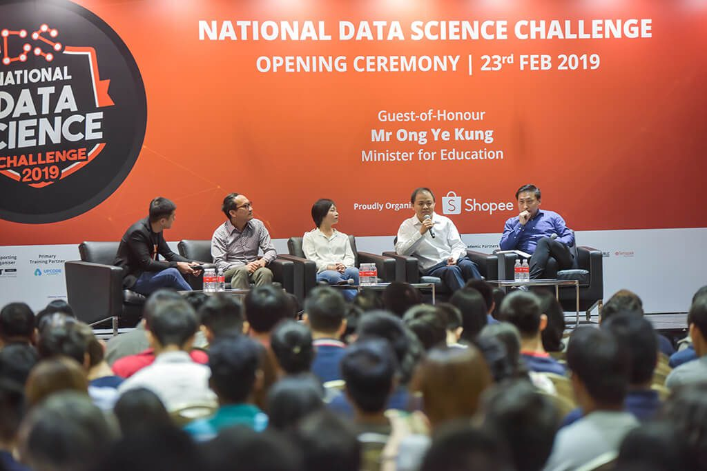 data science ecommerce shopee singapore