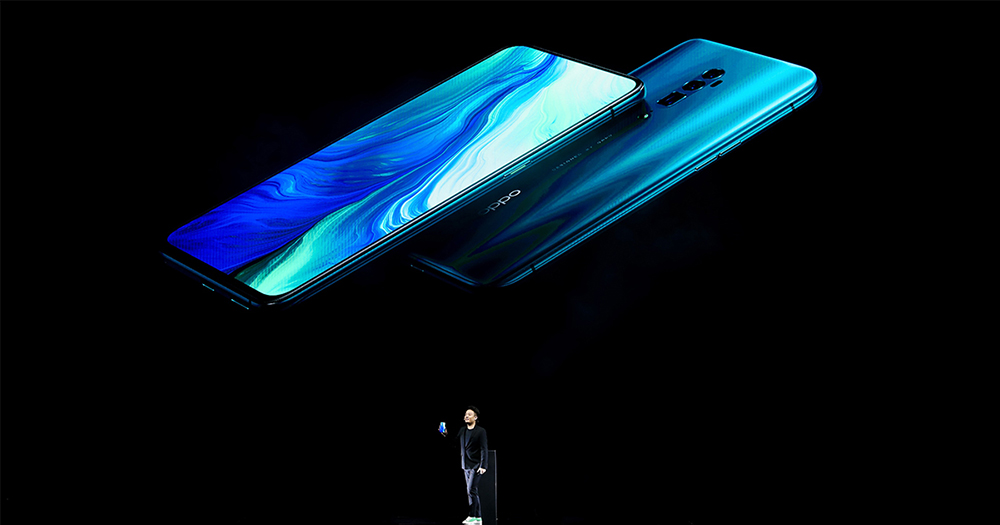 oppo reno phone launch shanghai china