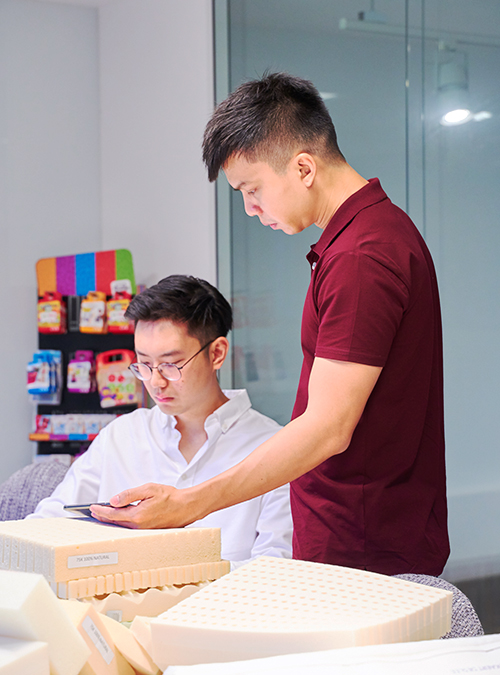 woosa sleep founders research mattress singapore