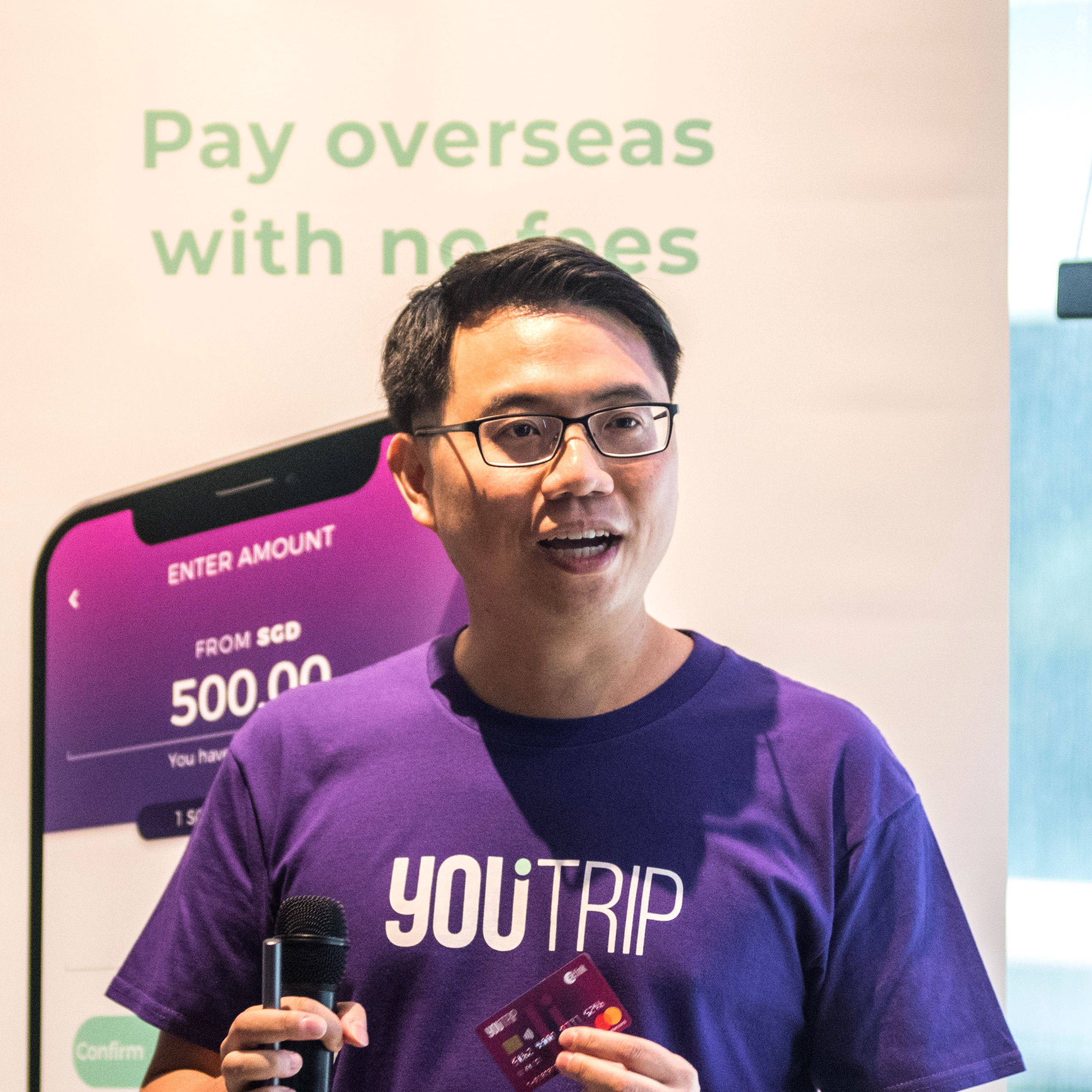 youtrip founder