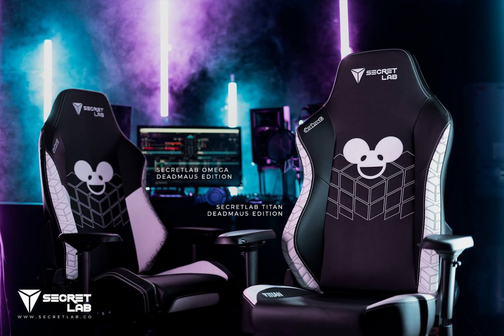 secretlab deadmau5