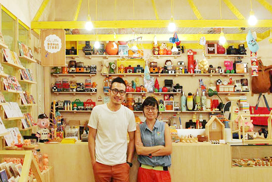 stanley tan antoinette wong the little drom store founders singapore