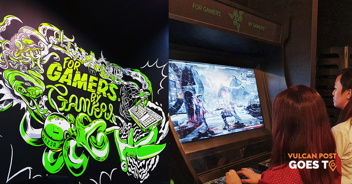 Best Razer Chroma Profiles 2020 A Look At The Razer Singapore Office Before Its Move In 2020