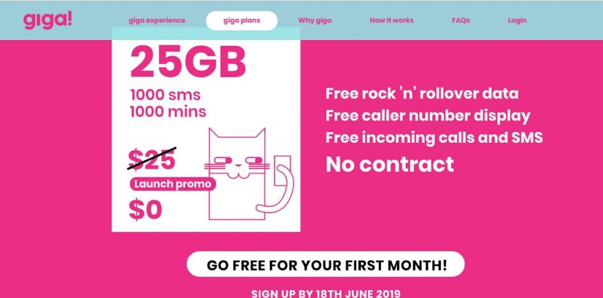 StarHub Launches Giga! SIM-Only Plan That Offers 25GB Data For $25