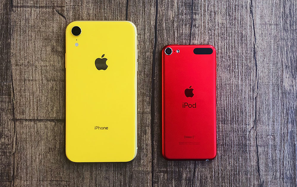 Ipod Touch 2019 The 10 Year Challenge No One Asked For