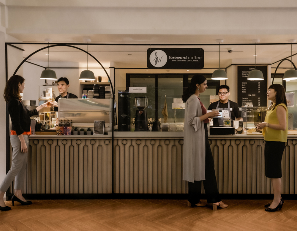 foreword coffee temasek shophouse singapore