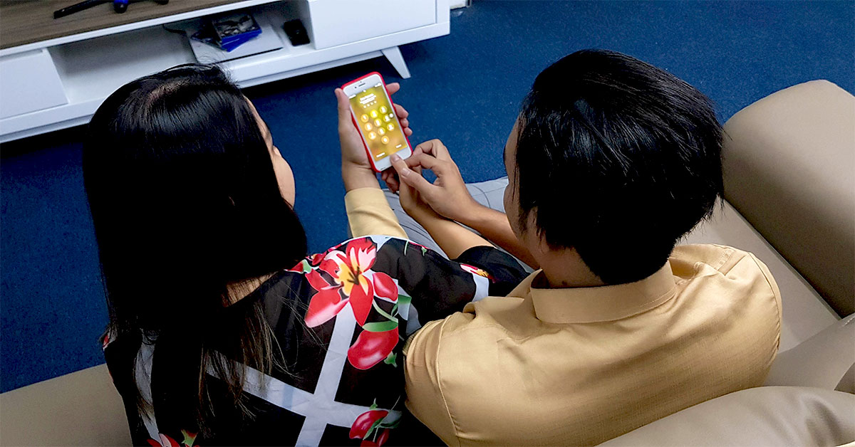 How Much Should Young Couples In M'sia Share Digitally?