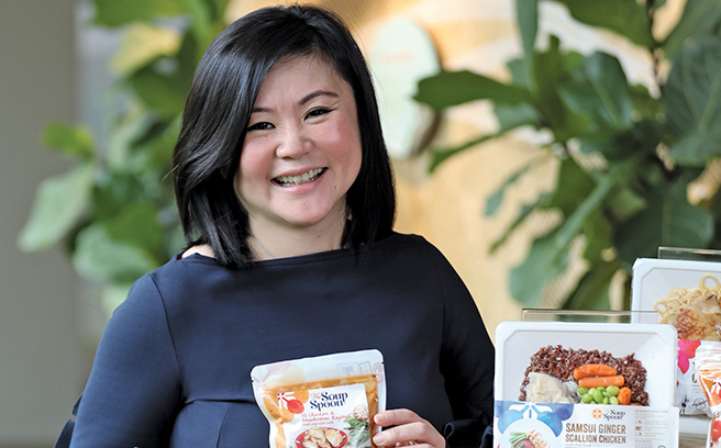 soup spoon founder anna lim