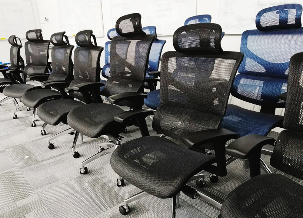 ergonomic office chairs singapore
