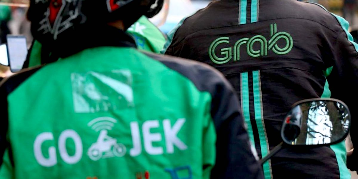 The Many Battlefronts Of Grab Versus Gojek In Southeast Asia