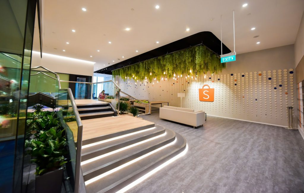 shopee hq singapore office