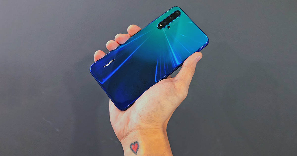Mate 30 Pro has just been completely unmasked in massive Huawei leak