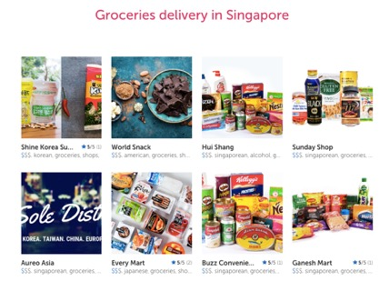 foodpanda grocery delivery singapore