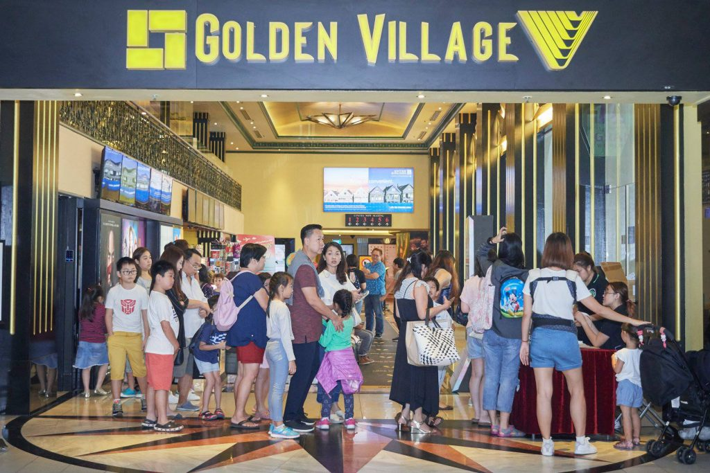 golden village singapore