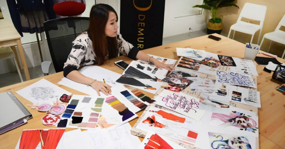 Royale Demure Malaysian Crowdfunding Site For Fashion Designers