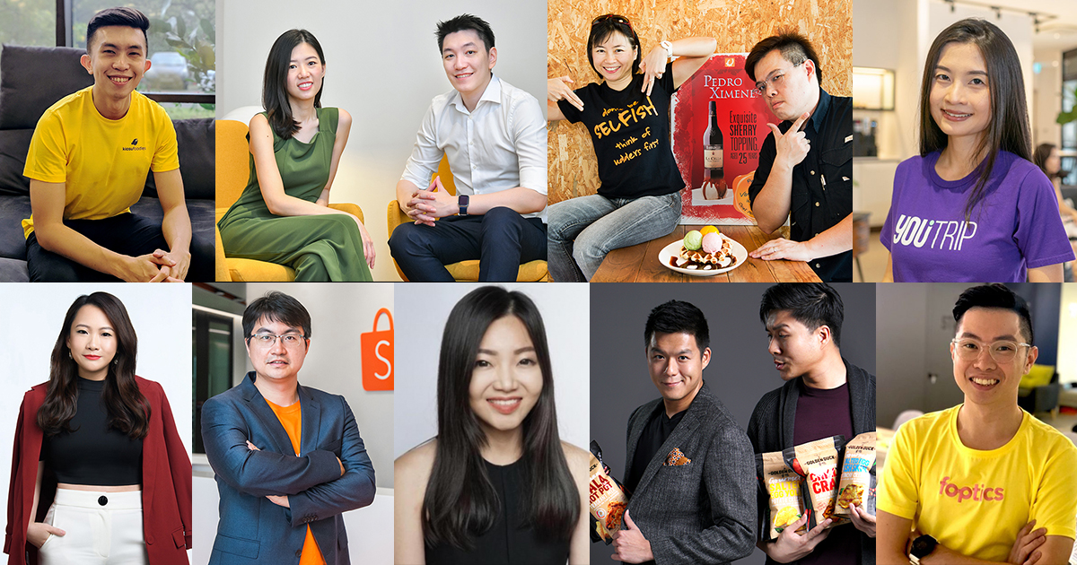 Singapore entrepreneurs and business owners share their greatest lessons of 2019