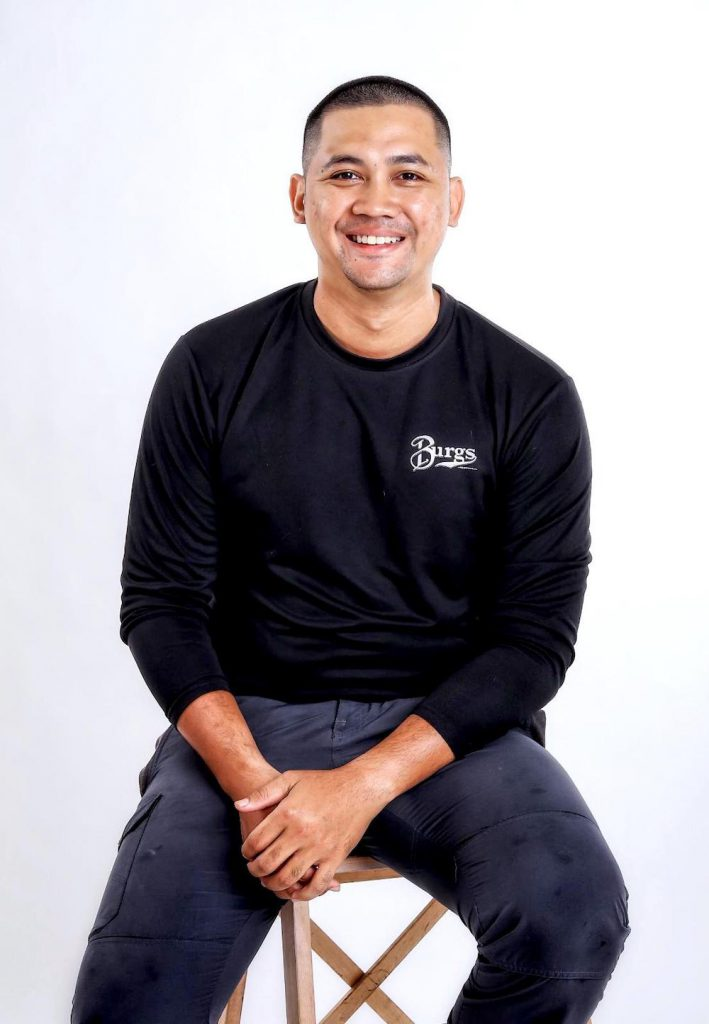 burgs founder indra shah