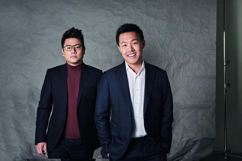 Joel Leong and Henry Chan, co-founders of Shopback