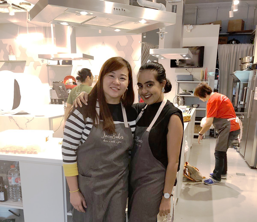 Audrey Chew and Bandana Kaur entered the finals of Snack Genius 2019 with their You Tiao Chips
