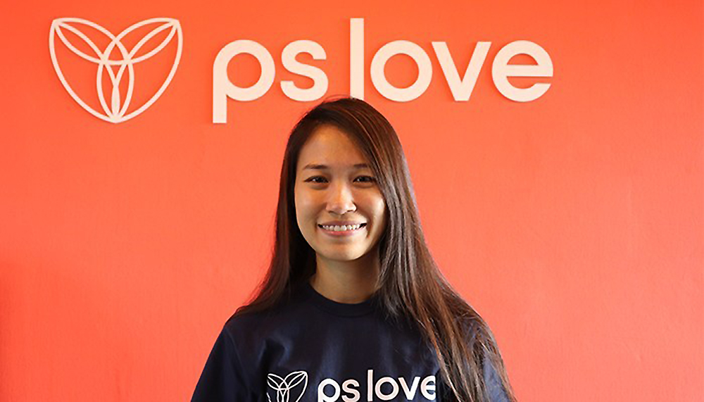Tan Peck Ying, co-founder of PSLove
