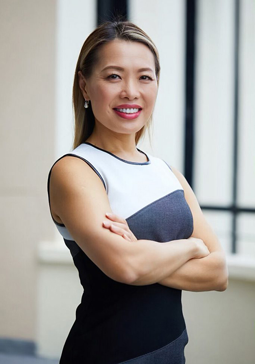 Anna Gong, founder and CEO and Perx Technologies, shares her challenges and hopes as a female entrepreneur