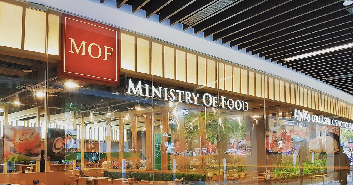 Ministry of Food faces massive outlet closures in Singapore, owner owes debt of $4.8million