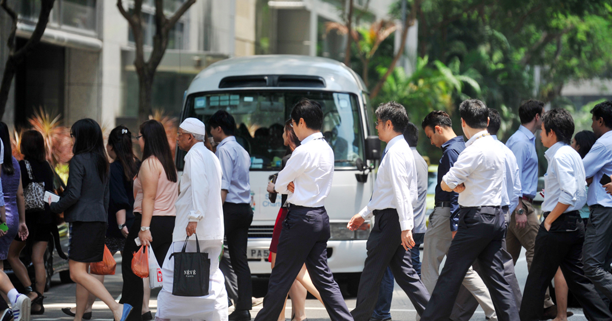 Resilience Budget for Singapore workers