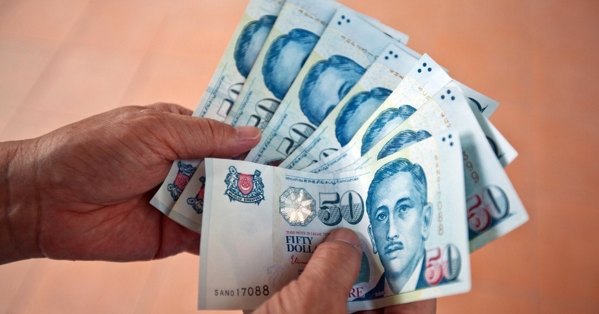Solidarity Payment of $600 in cash for all adult Singaporeans
