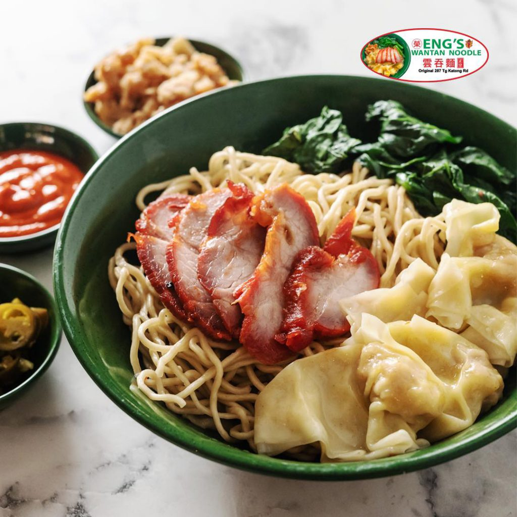 eng's wantan noodle singapore